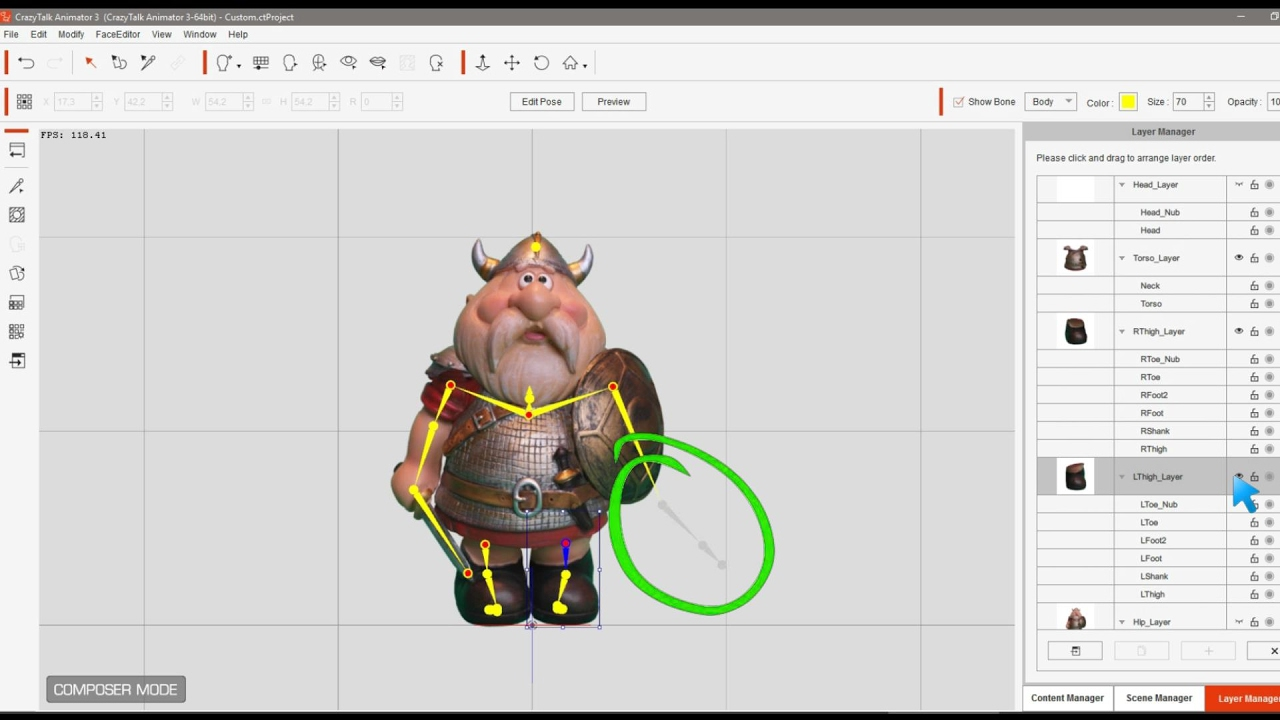Crazytalk animator 3 pipeline all-in-one bundle   I bought