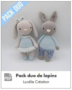https://www.makerist.fr/patterns/pack-duo-de-lapins-caline-la-lapine-calin-le-lapin