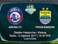 Prediksi Arema FC vs Persib Bandung Liga 1 Putaran 2