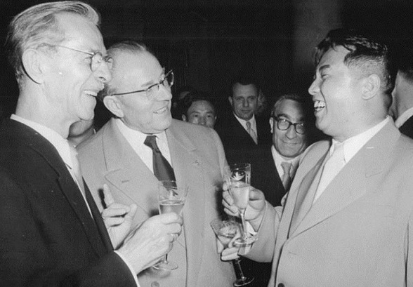 Kim II Sung, frikë nga vdekja