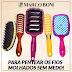 Marco Boni: Escovas para Cabelos Úmidos