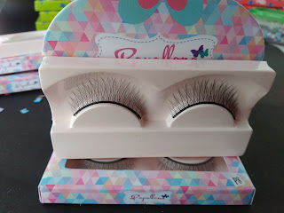aiglow fake eyelashes review