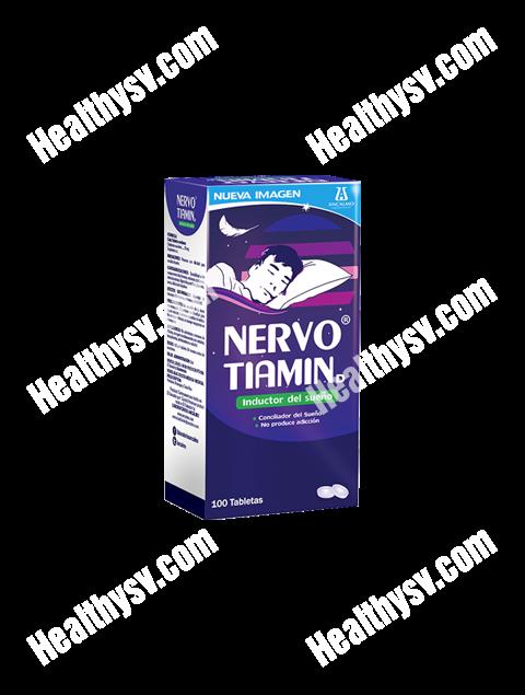 Nervo Tiamin