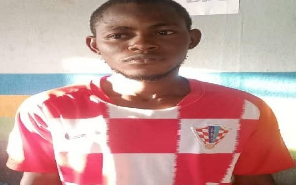 Teacher arrested for allegedly raping 15-year-old pupil in Ogun (photo)