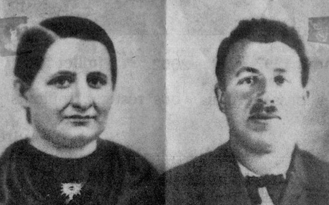 Marcelin and Francine Dumoulin