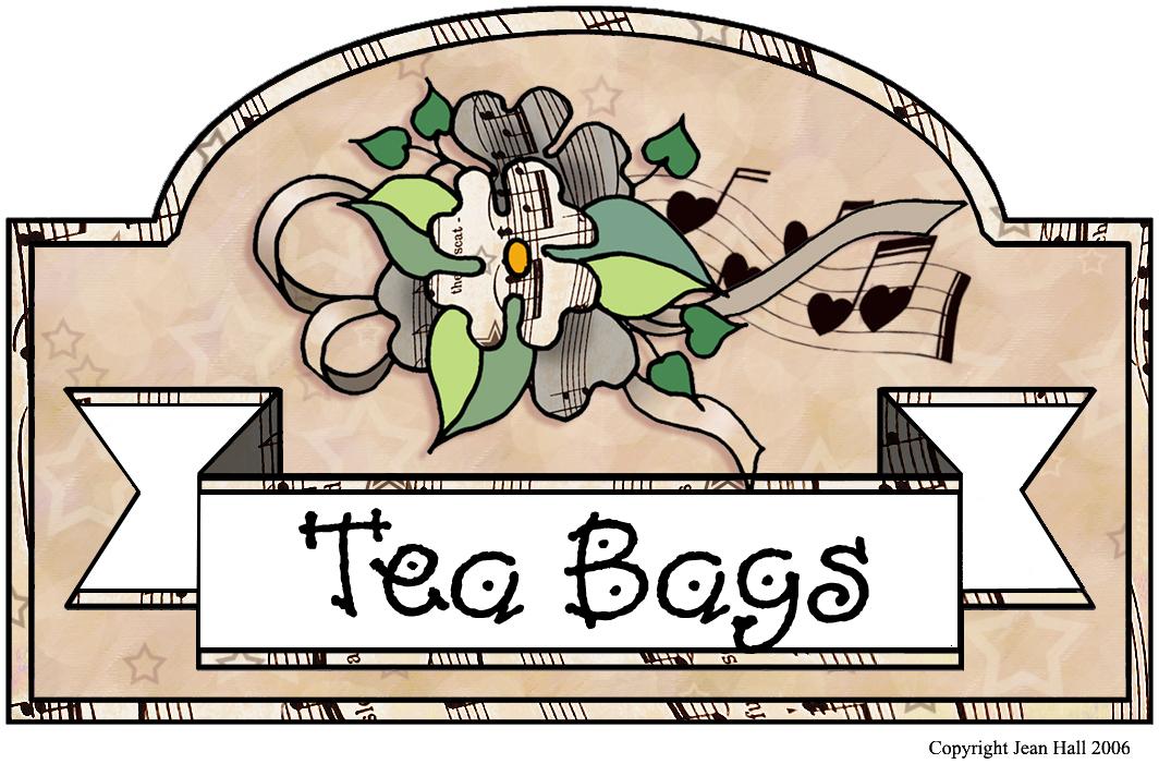 clip art tea bag - photo #27