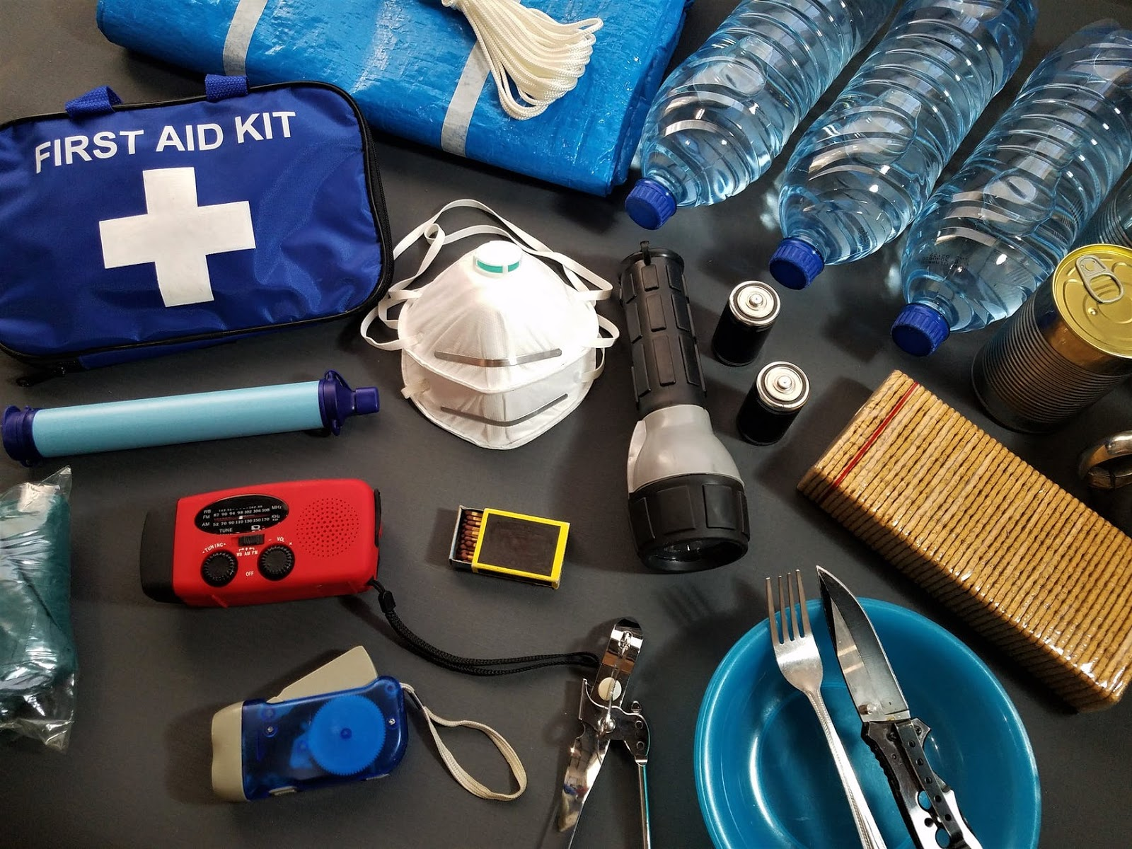 What You Need in an Earthquake Kit