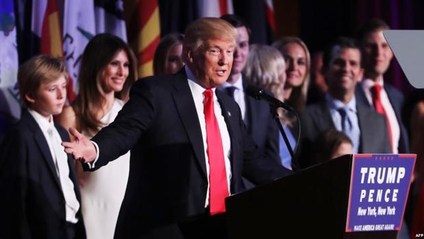 Un año de la elección de Trump: mayor atención a Latinoamérica