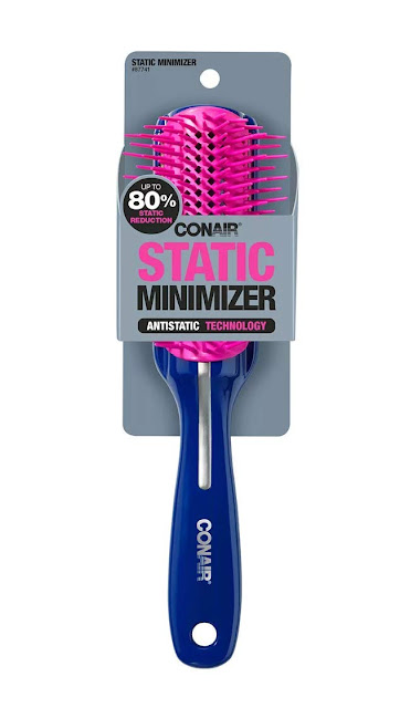 Static Minimizer Brush from Conair