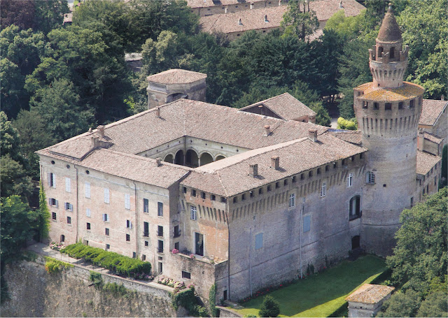 Castelli piu' belli Emilia Romagna / Travel blog Viaggynfo.