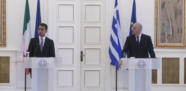 ΑΟΖ Ελλάδας - Ιταλίας: Τα συν, τα «πλην» και η απειλή της Τουρκίας