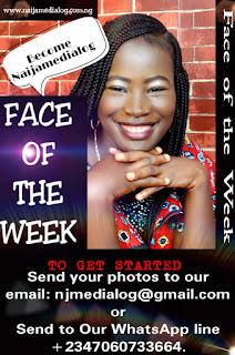 Akinleye Olamide (Face of the week) - Naijamedialog