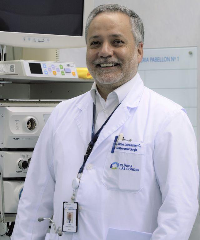 Doctor Jaime Lubascher