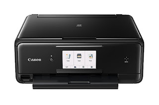 Canon PIXMA TS8050 All-In-One Drivers Download