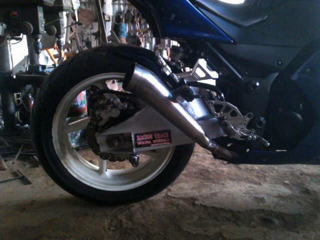 tempat custom motor matic customotto