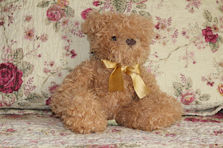 A Brown Teddy Bear, Living From Glory To Glory Blog...