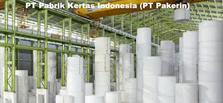 LOKER Terbaru untuk S1 PT Pabrik Kertas Indonesia (PT Pakerin) Surabaya - Mojokerto