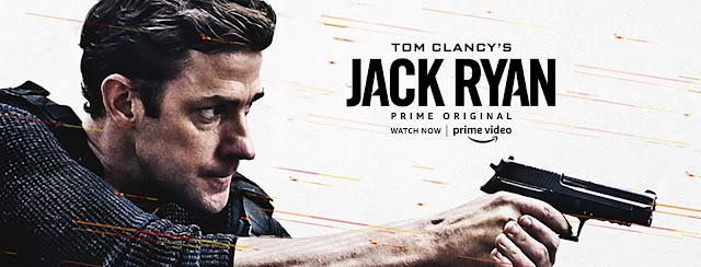 #TheLifesWayReviews Tom Clancy's Jack Ryan Season 1 @PrimeVideoIN #JackRyan #Thriller
