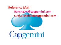 Capgemini-software-developer
