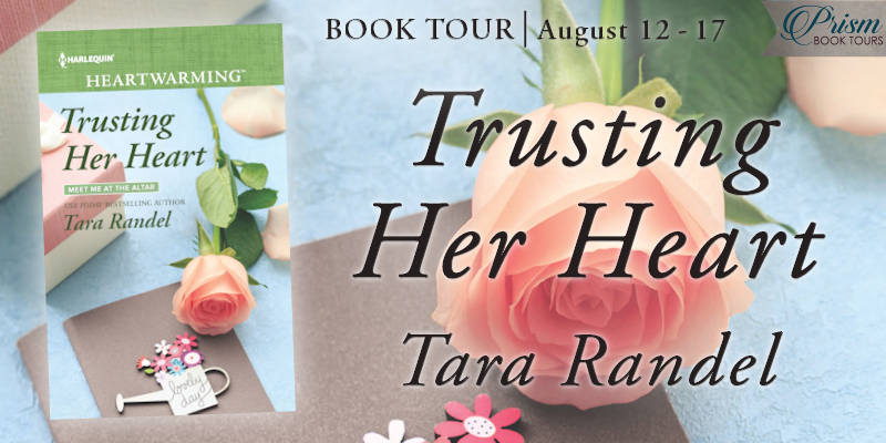 It's the Grand Finale for TRUSTING HER HEART by Tara Randel! #THHTour
