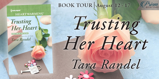 Prism Book Tour Review: Trusting Her Heart by Tara Randel