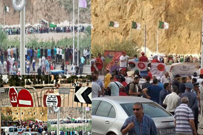 الفقر والتهميش يفتح الحدود المغربية الجزائرية بعد ربع قرن من إغلاقها