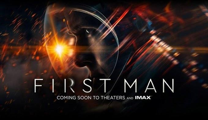 Ay'da İlk İnsan (First Man)  – Türkçe Dublaj 1080P