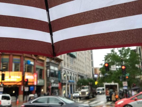 Travel: A Very Rainy Weekend In Washington DC