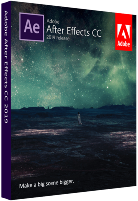 Adobe After Effects CC 2019 16 1 0 204 (2019) PC | RePack by