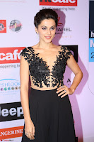 Red Carpet of Most Stylish Awards 2017 ~ Taapsee Pannu in Black Gown (2).JPG