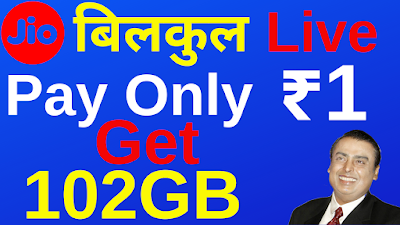 Jio ₹251 Recharge Free