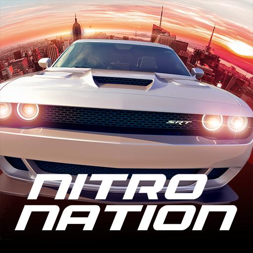 Nitro Nation Drag Racing v6.6.6 Apk Mod+Data
