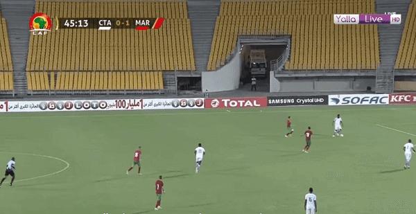 """الان مشاهدة مباراة المغرب وأفريقيا الوسطى بث مباشر """"تصفيات كأس أمم أفريقيا"""""""