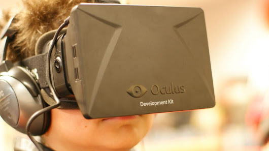 The Oculus Rift, the future of virtual reality?
