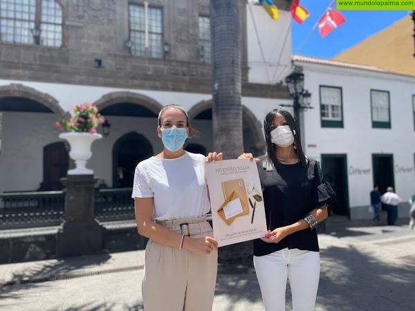 Santa Cruz de La Palma lanza la iniciativa 'No estáis solos' para vencer la soledad de los mayores