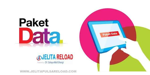Jelita Reload Paket Data Murah Lengkap Harga Bersaing