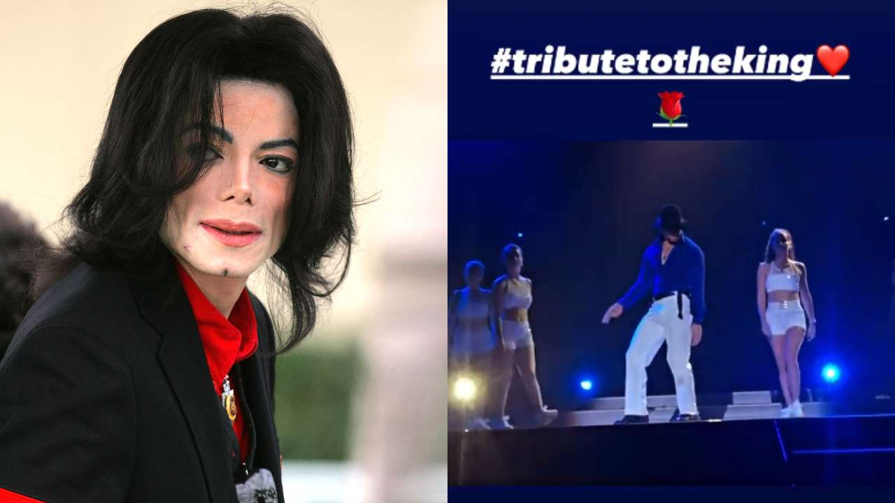 Actors Gossips: Tiger Shroff pays tribute to the King of Pop Jackson on his 12th death anniversary