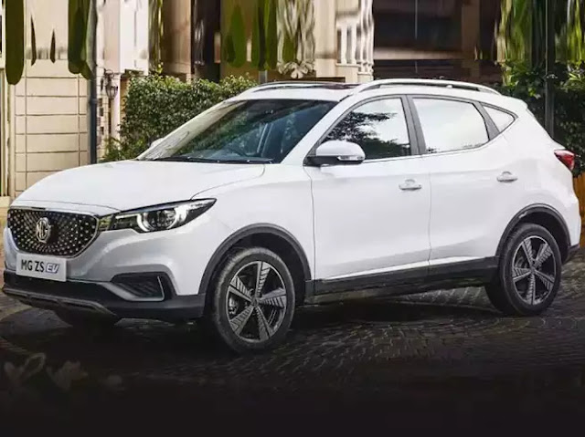 MG ZS EV booking started in India, Hyundai will compete with Kona