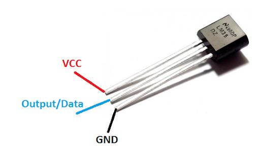 Sensor Suhu LM35 (LM35 Temperature Sensor)