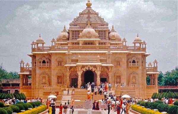 Gujarat Top Famous Temples