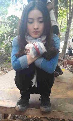 Foto Natasha Wilona Paling Baru Saat Ini