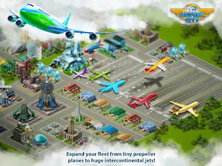 Airport City Apk v4.10.10 Mod (Free Shopping)