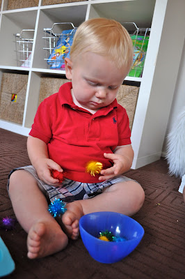 One Year Old Learning Activities