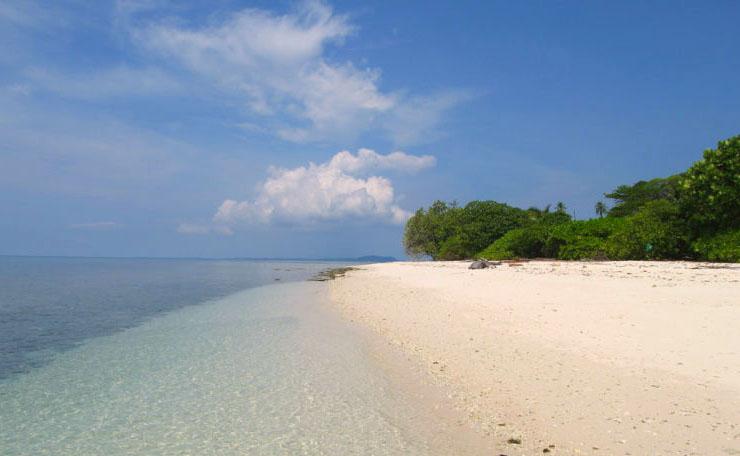 Gambar Pulau Jemur Di Riau