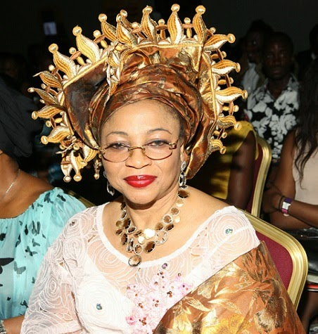 Fashion Designer Turned Oil Tycoon Chief Mrs Folorunsho Alakija Is The Richest Black Woman In The World