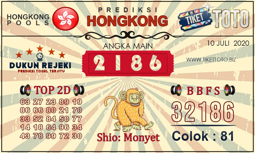 Prediksi Togel HONGKONG TIKETTOTO 10 JULI 2020