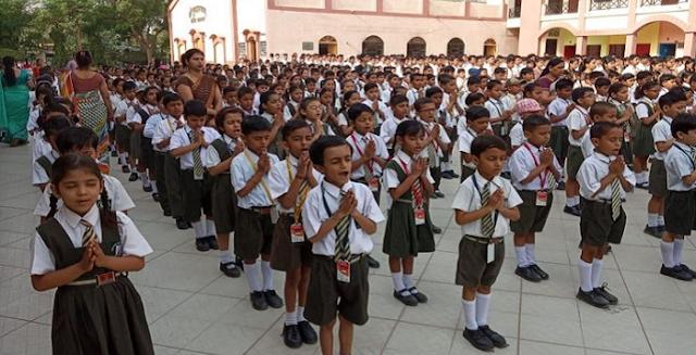 JABALPUR NEWS : स्कूल में बच्चों को पढ़ाया जाएगा NEWSPAPER