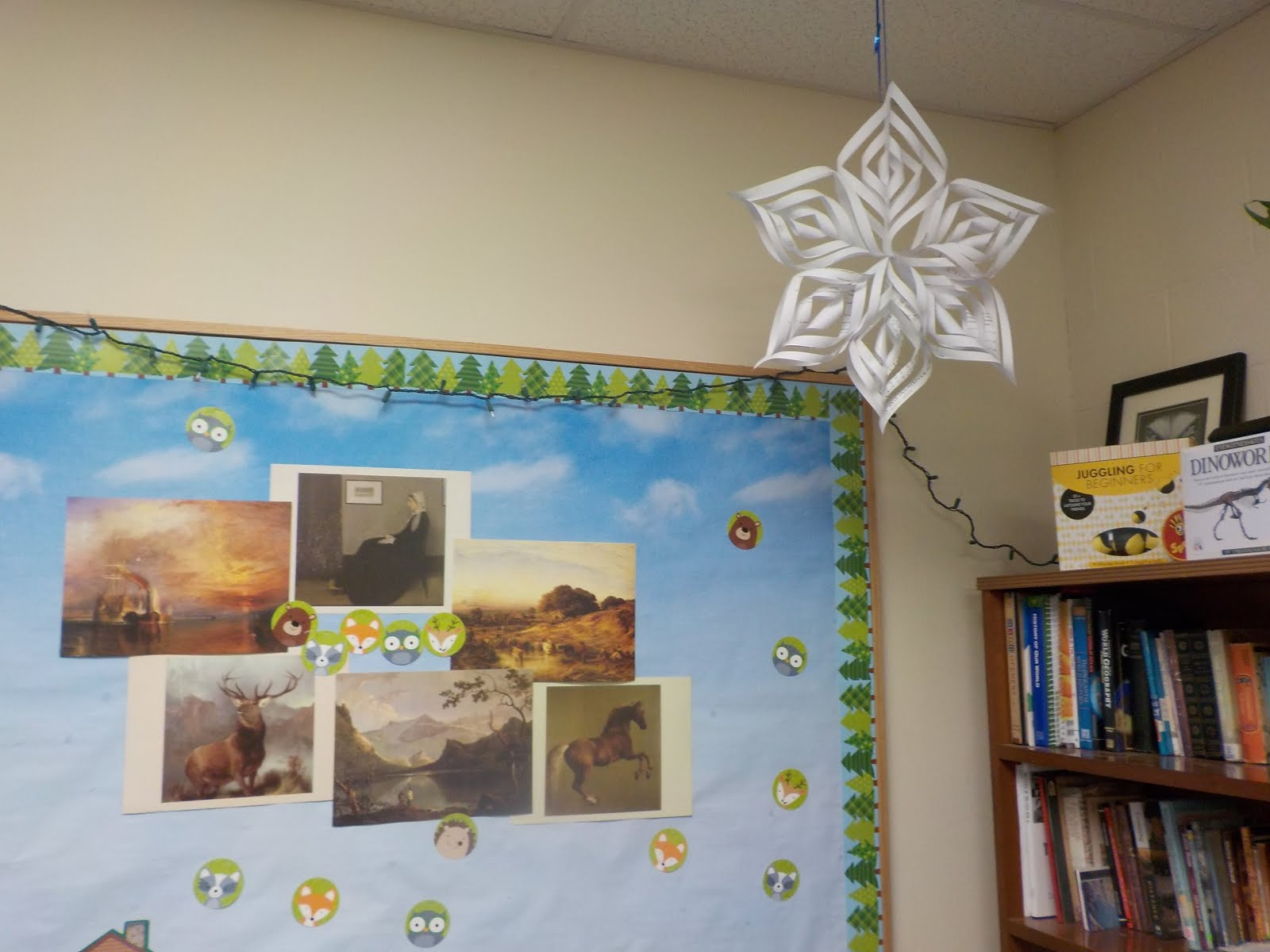 the Plain Professors: The Day I Decorated My Classroom ...