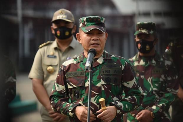 Pengamat: Dianggap Berjasa Turunkan Baliho FPI & Melawan Keras HRS, Dudung Naik Jabatan Jadi Pangkostrad