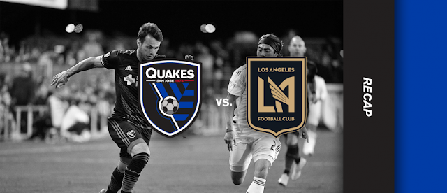 LAFC vs San Jose Earthquakes Biss Key AsiaSat 5 Kamis, 22 Agustus 2019